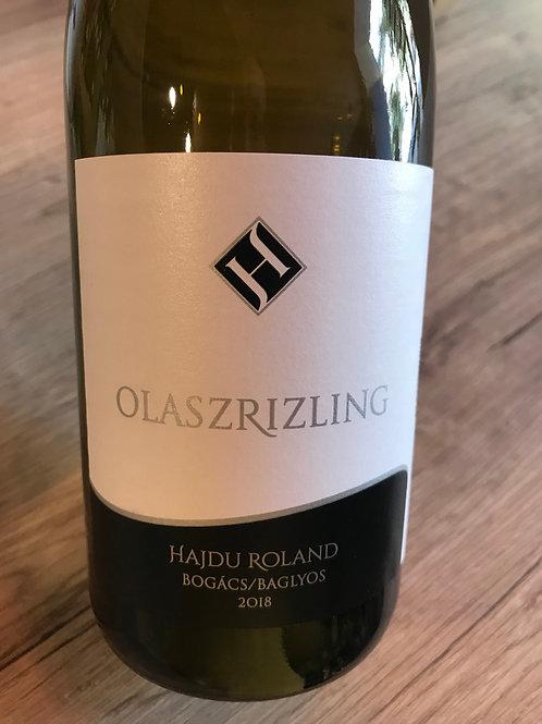 Hajdu Roland Olaszrizling 2018