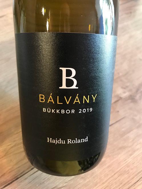Hajudu Roland Bálvány Bükkbor 2019