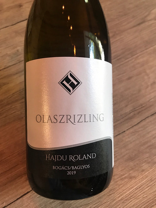 Hajdu Roland Olaszrizling 2019