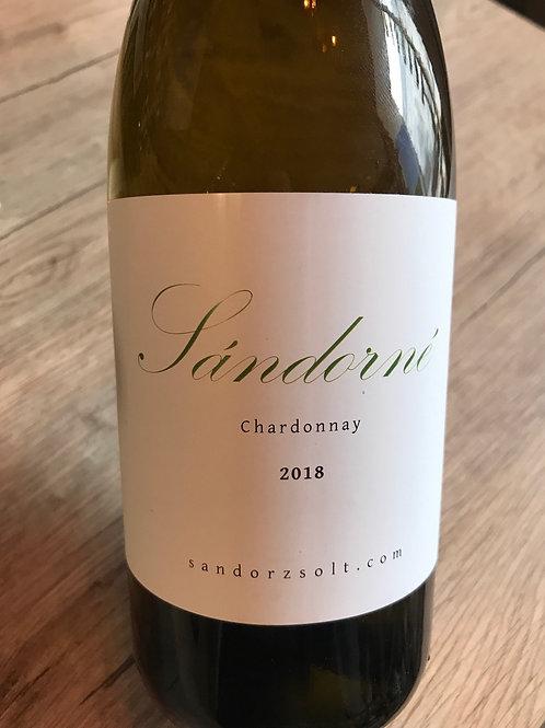 Sándor Zsolt Chardonnay 2018