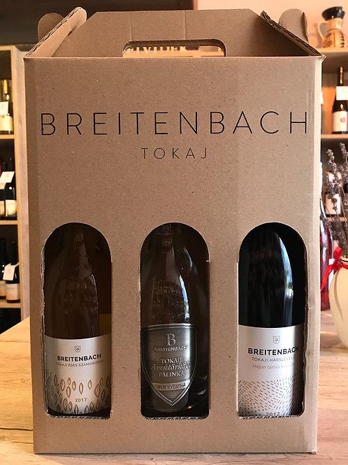 Breitenbach Tokaji válogatás