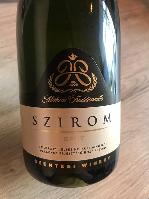 Szentesi Szirom Brut Pinot Noir rozé pezsgő 2017