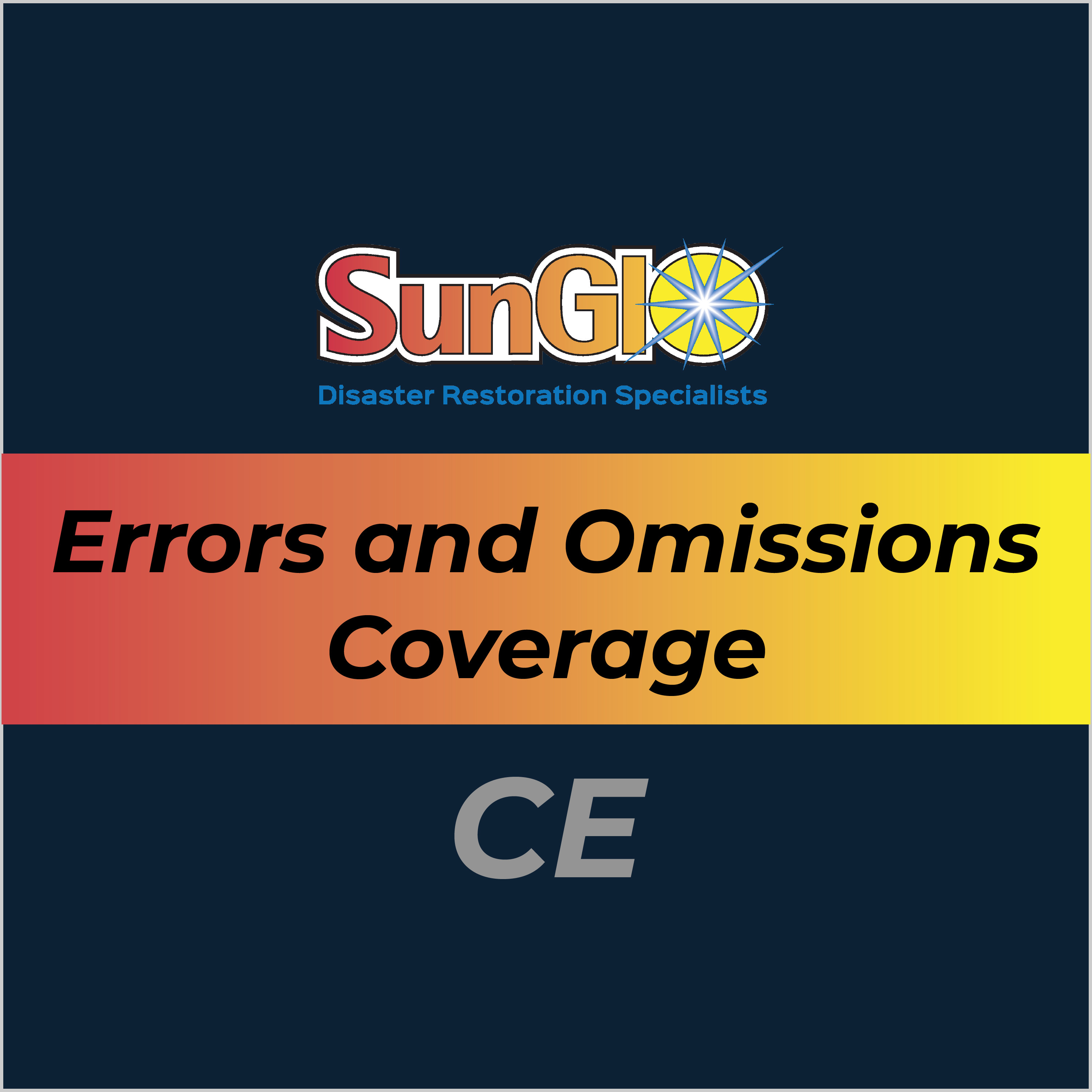 Errors and Omissions Coverage
