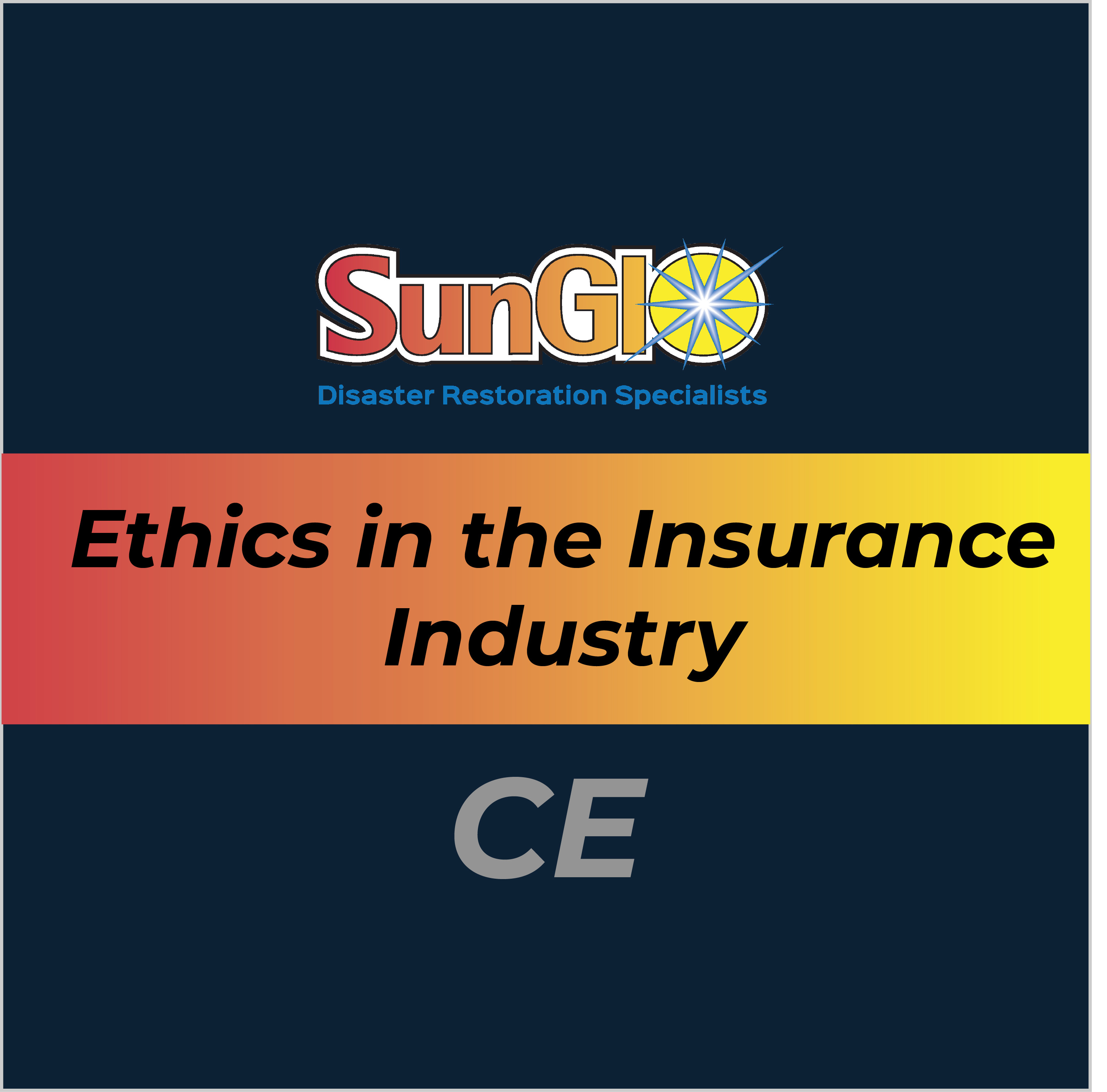Ethics in the Insurance Industry