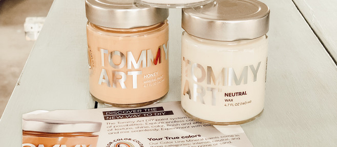 Tommy Art Distressed Vintage Painting Kit Evaluation