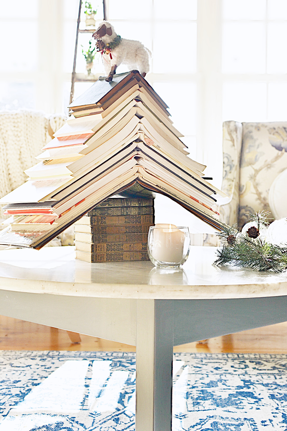 Christmas Book Tree of Knowledge