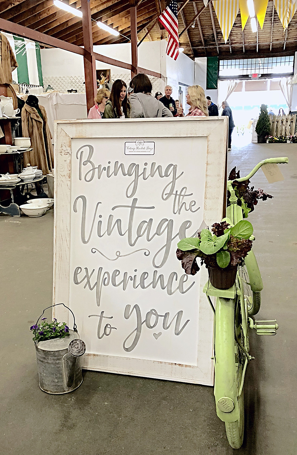 Bringing the Vintage experience to You!