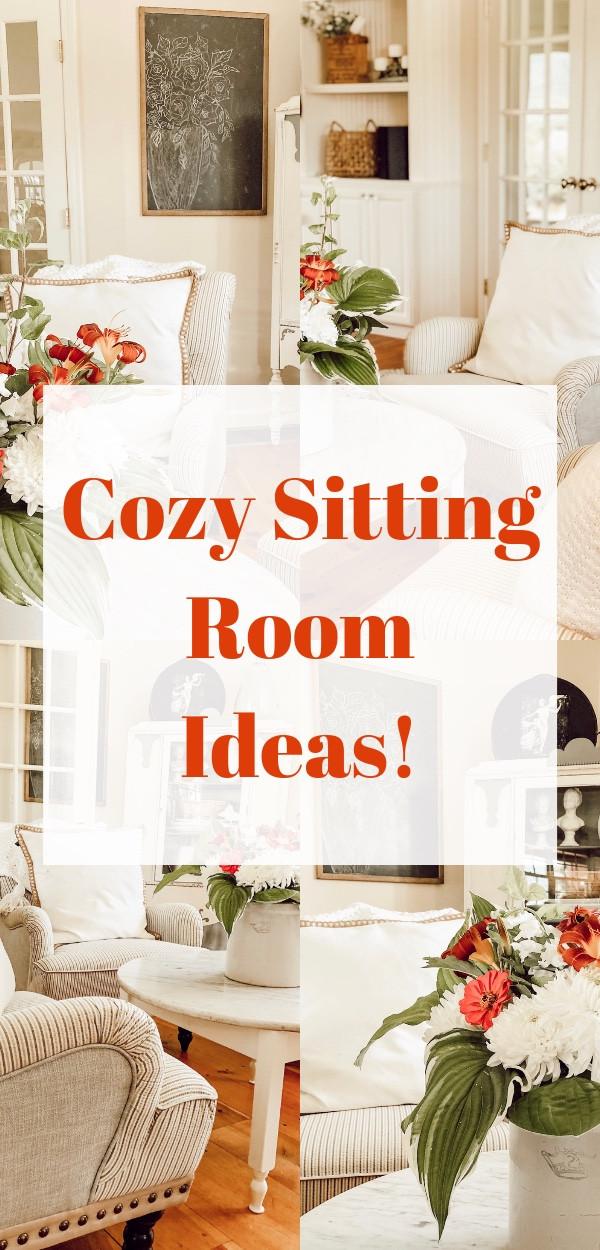 Cozy Sitting Room Ideas