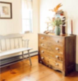 Master Antique Bedroom