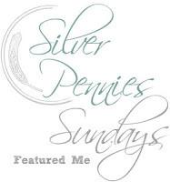 Silver Pennies Sundays Feature Button