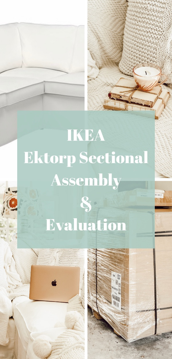 IKEA Ektorp Sectional