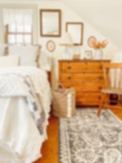 Antique Coastal Cottage Guest Bedroom.JP