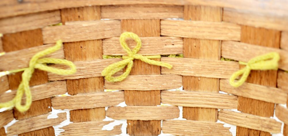 Ties in the basket