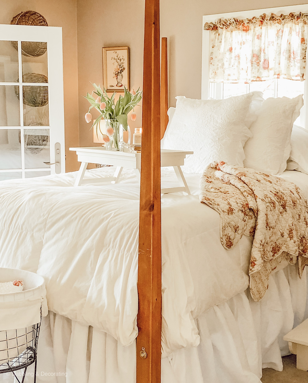 Guest Bedroom Spring Decor Ideas