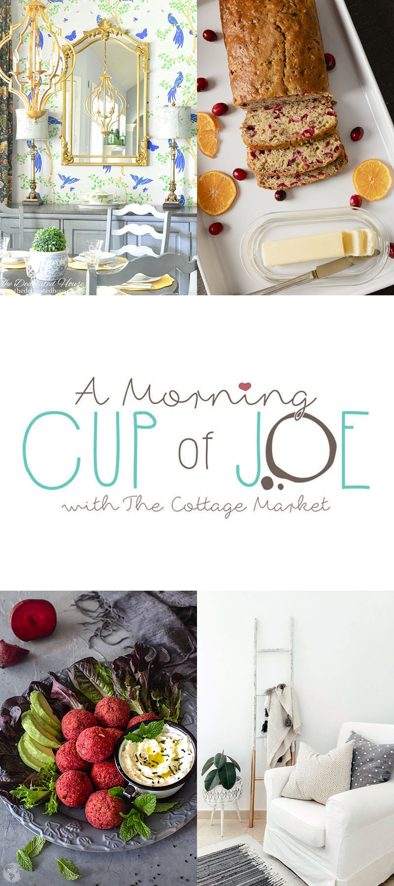 Cup of Joe Link Up Feature Button