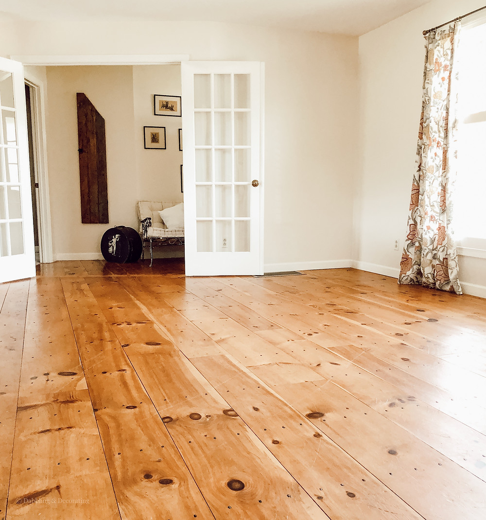 Designing an Open Floor Plan Sitting Room
