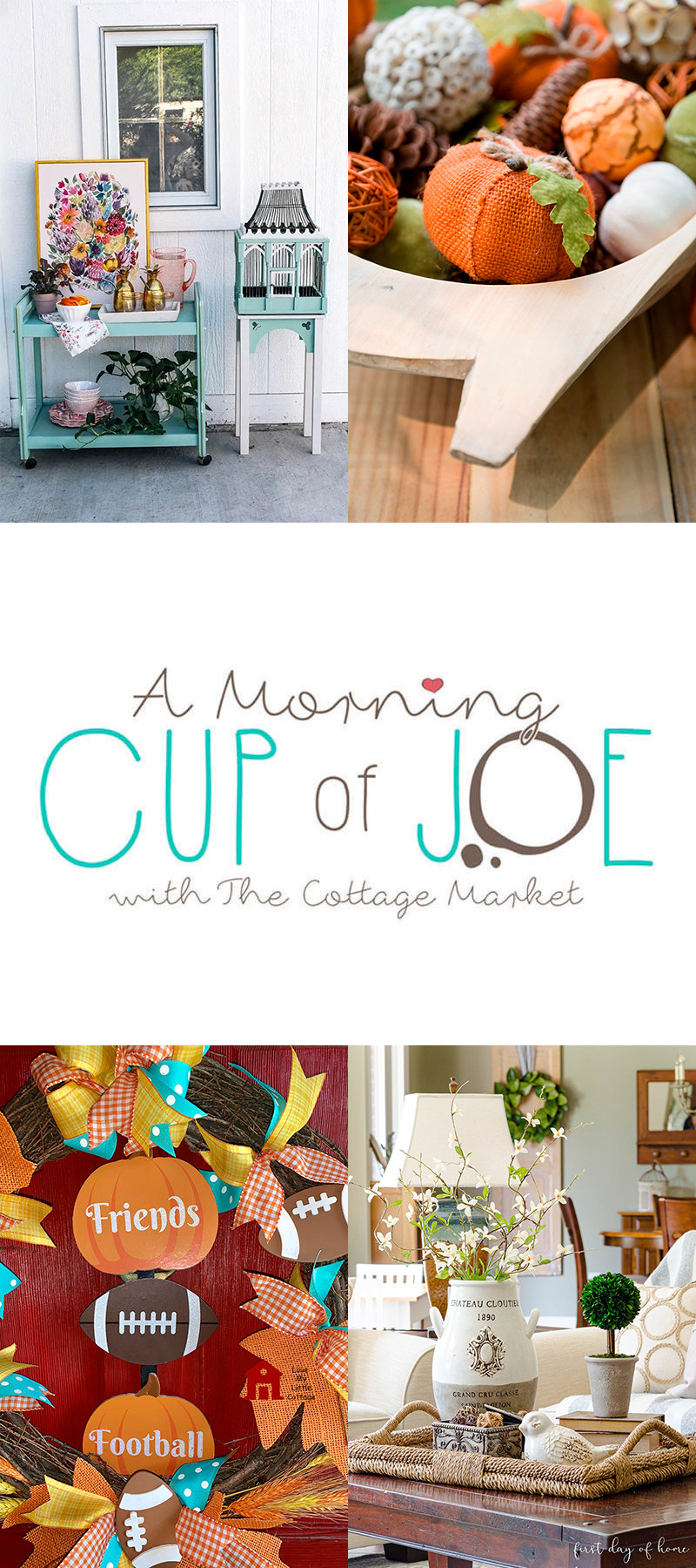 Morning Joe Link Party Feature Button