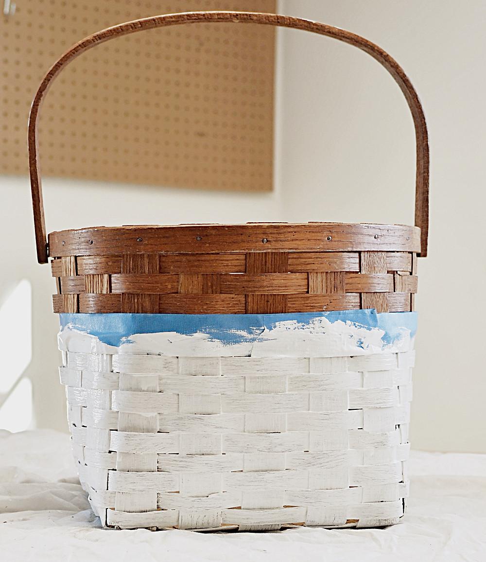 Basket prep.
