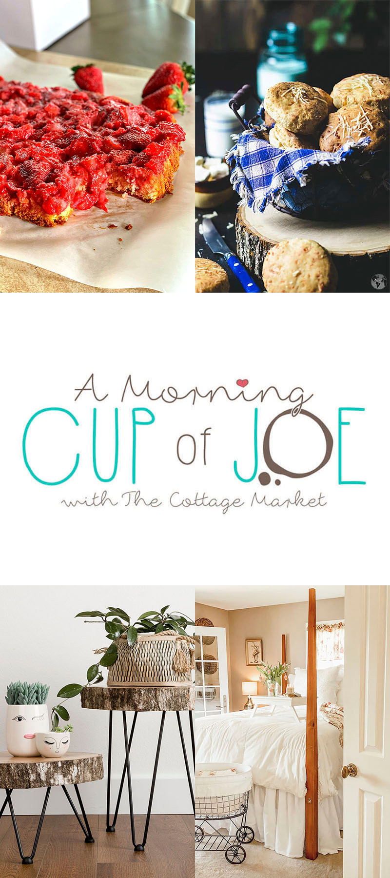 A Morning Cup of Joe Feature Button