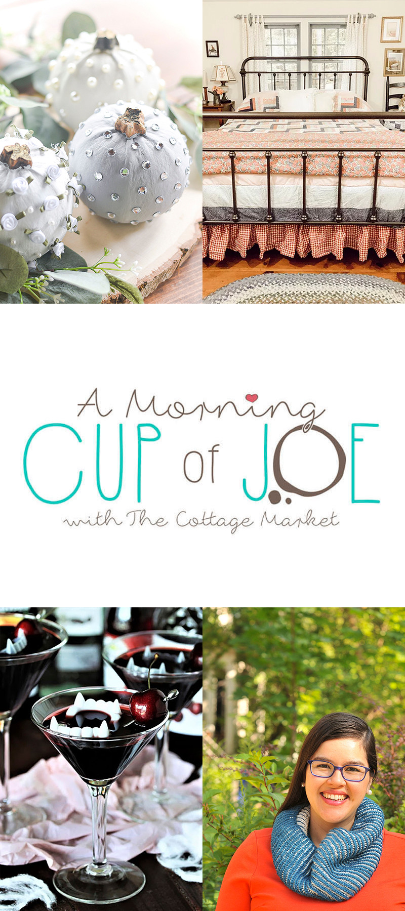 A morning cup of Joe home link party
