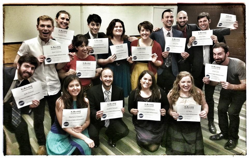 Second City Music Program Graduates!