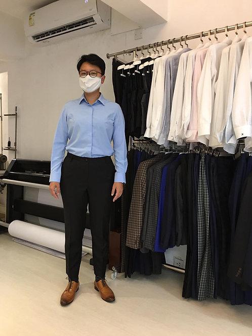 【恤衫選料定做,買二送一】 $1000/3件