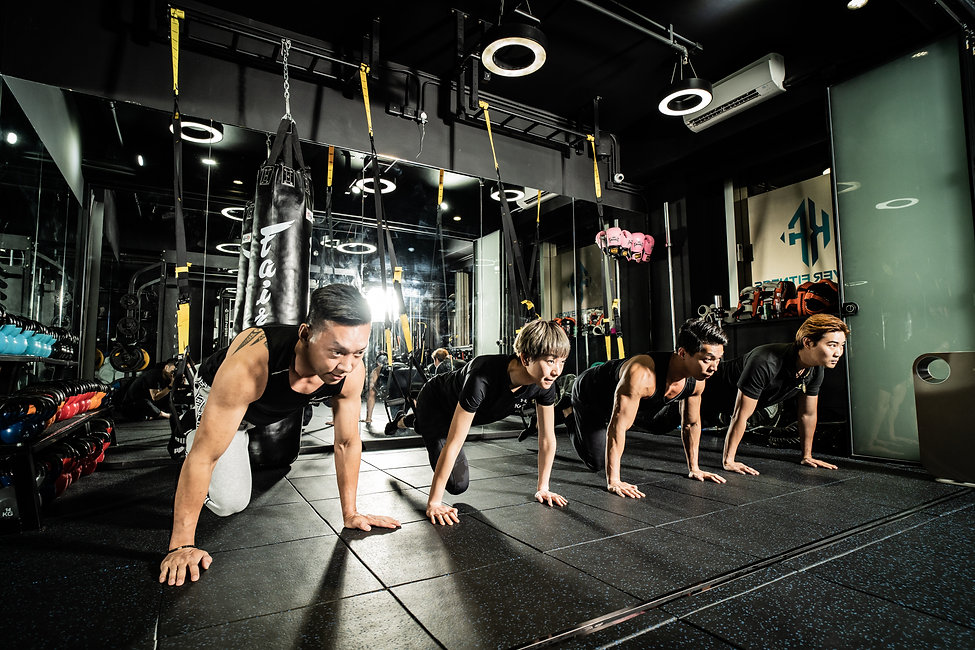 Kpower Fitness | GYM | Group Training | Personal Training