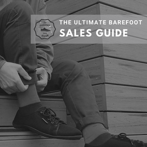 The ultimate barefoot sales guide