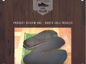 Product Review Episode 1 : North Sole Insoles