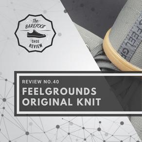 """Episode 40: Feelgrounds """"Original Knit"""" (Gum Graphite)"""