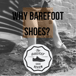 Why Barefoot Shoes? My Barefoot Story
