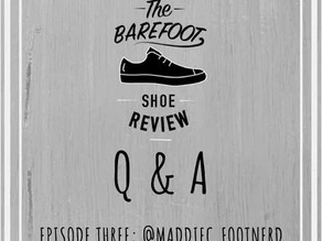 Episode 3 : Q & A with @Maddiec.footnerd