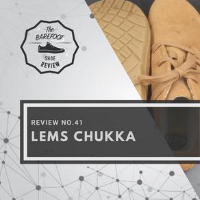 Episode 41: Lems Chukka Suede