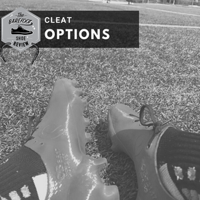 Cleat options for barefoot enthusiasts by Sean Haber