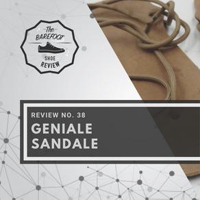 Episode 38: Geniale Sandale Bio-Leder Hazelnut