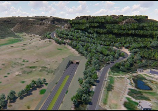 Australia's longest road tunnel proposed for Great Western Highway Upgrade