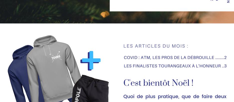 Votre newsletter n°2 let's go!
