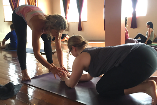 Beginners Ashtana Yoga