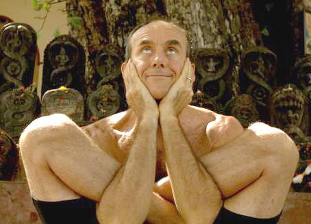 David Swenson at the  Ashtanga Yoga Centre of Melbourne