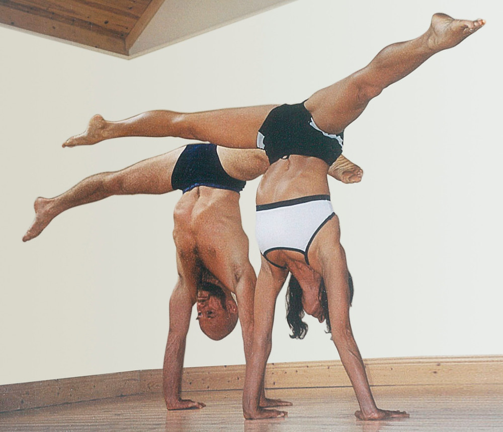 Graeme & Leonie Northfield Ashtanga Yoga
