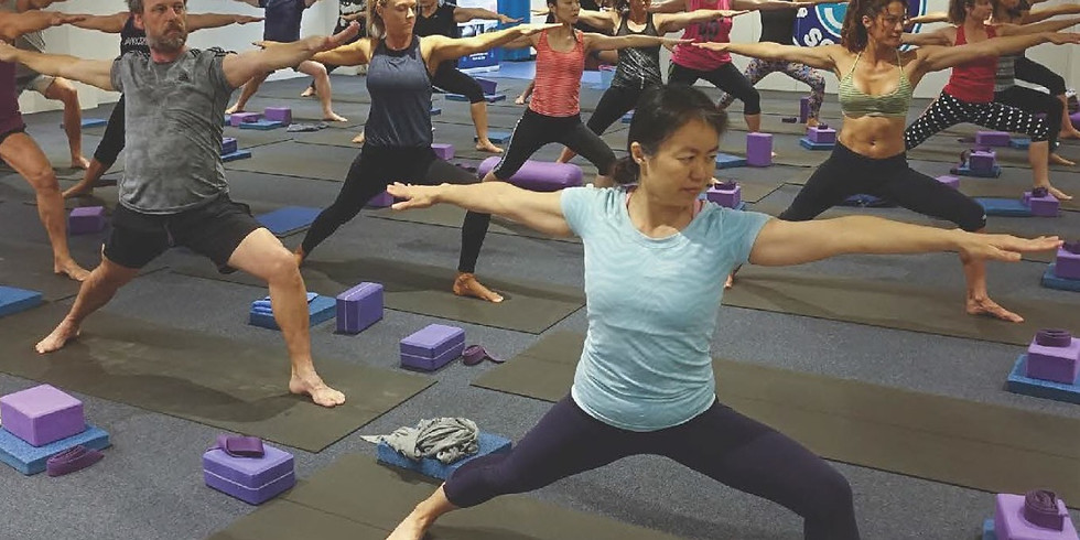 Discovery Yoga Teacher Training with Nicky Knoff