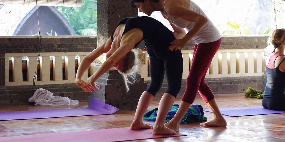 """""""Know Your Miracle"""" - Applied Yoga Anatomy with Monica Gauci"""