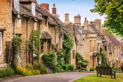 Cotswolds villages and siteseeing from Wishbone Cottage holiday let