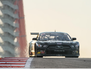 Machavern Captures Pole at CoTA