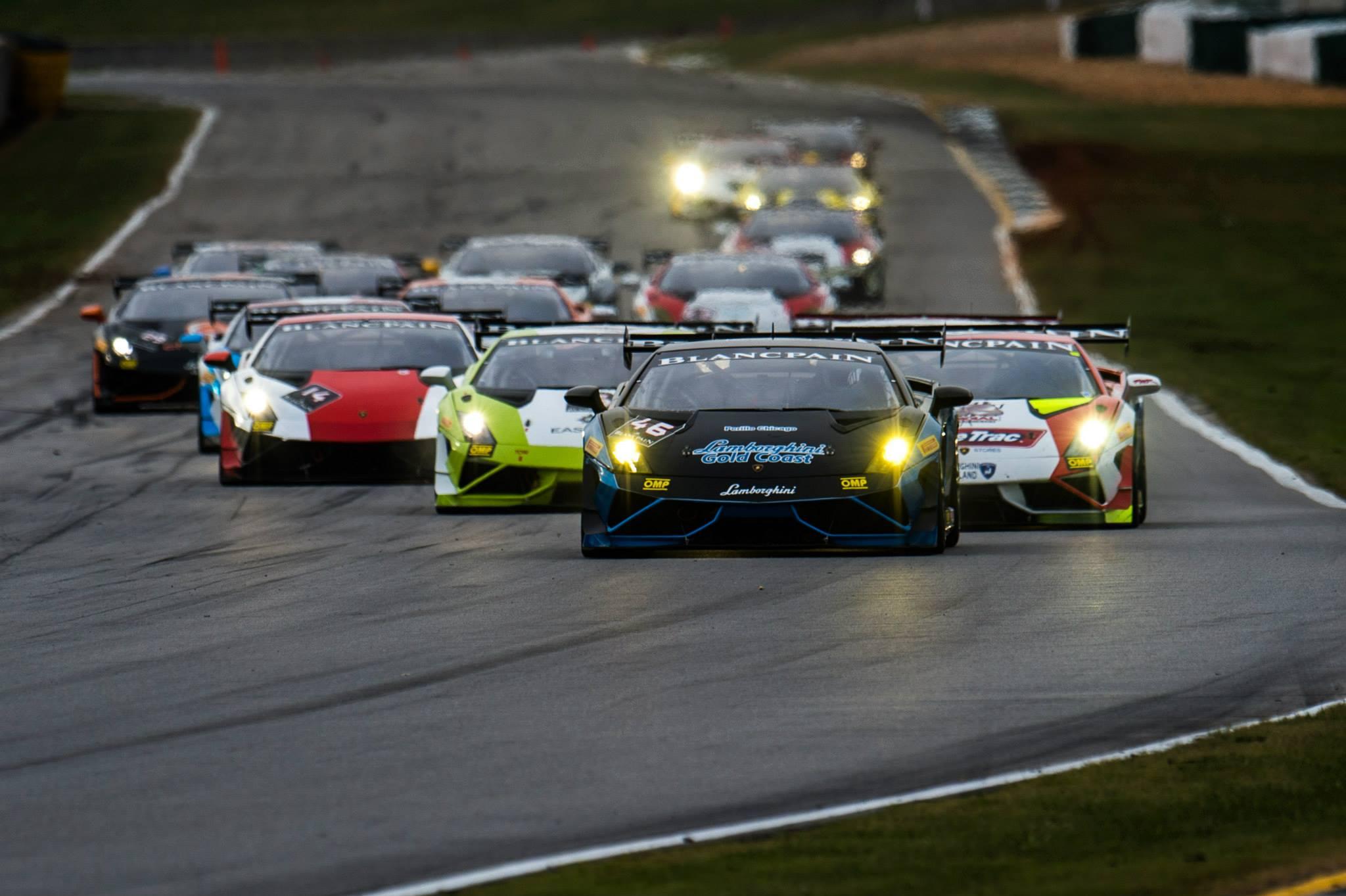 Lamborghini SuperTrofeo Finale 2014