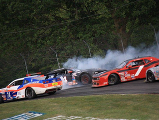 Round 7 | The First Energy Muscle Car Challenge at Mid-Ohio Closes Points Standings