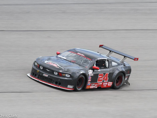 MACHAVERN FINISHES SECOND AT HOMESTEAD-MIAMI