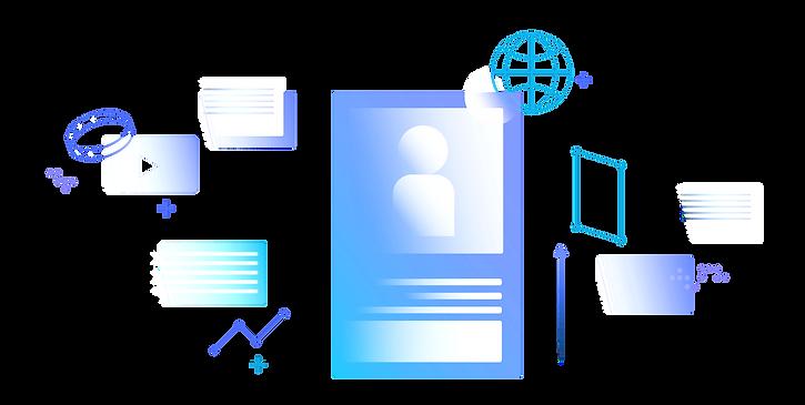 Multimedia, team20 business apps, business management software marketing analytics insights social seo social media 20 project management online reviews financial integration