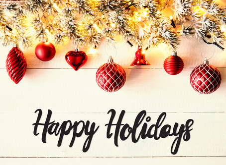 ALL THE HOLIDAY GIFT IDEAS - HAIR & BEAUTY EDITION WITH REDBLOOM SALON!