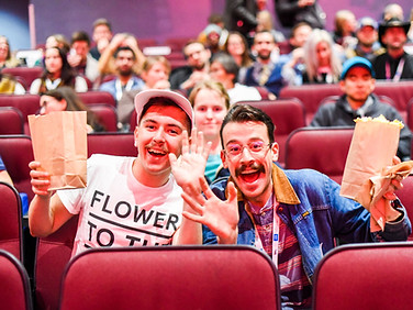 Public Relations - Calgary International Film Festival